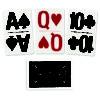 Blue Hoyle Playing Cards