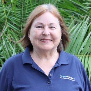 Irene Price-staff