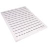 "1/2"" Thick Lined White Paper"