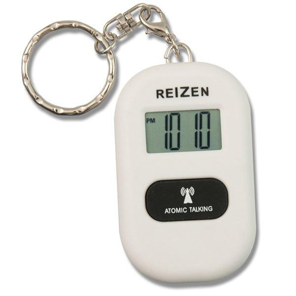 Reizen Talking Atomic Watch Keychain