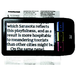Smartlux Digital Handheld Magnifier
