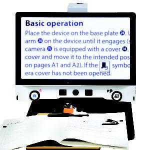 """Vario 16 CCTV (Vario 15.6"""" Digital)"""