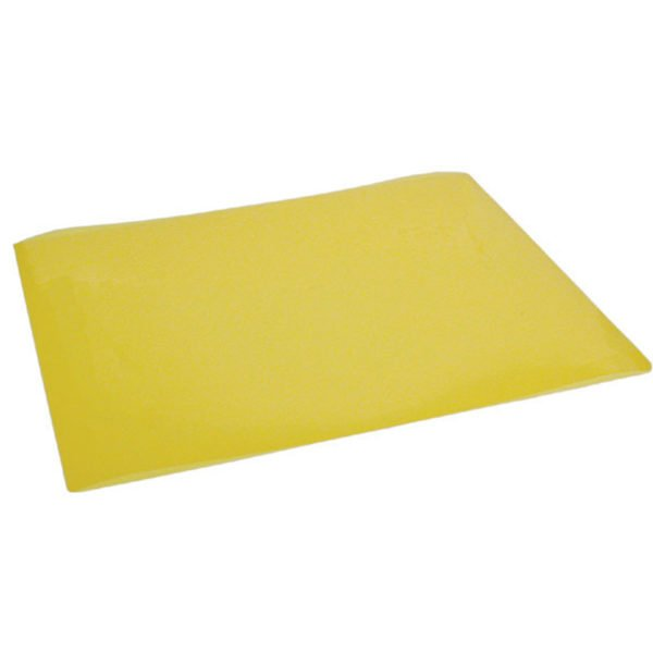 Yello Reading Aid Vinyl Sheets