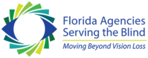 Florida Agencies Serving the Blind logo