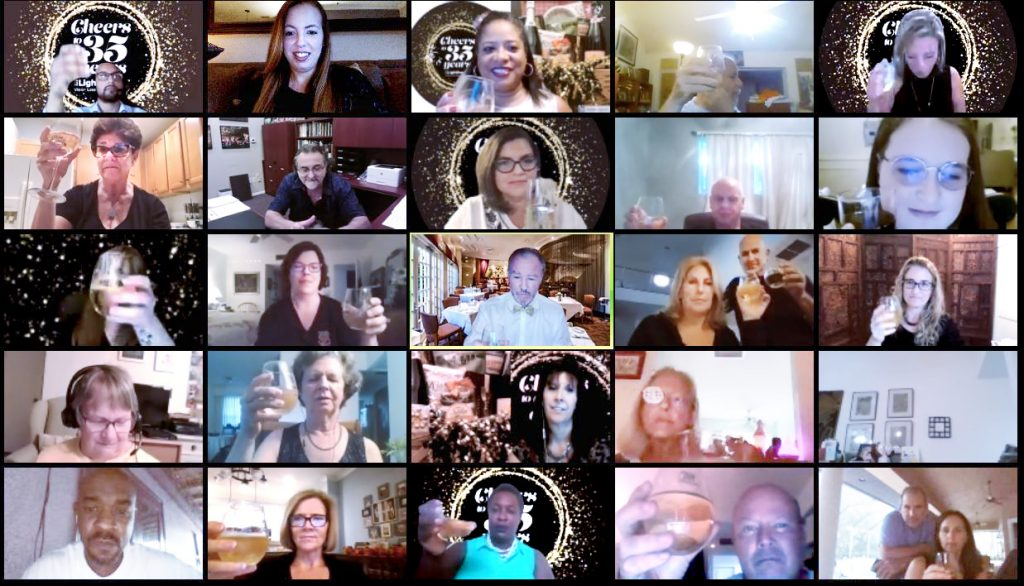 Zoom image of Cheers to 35