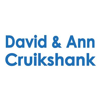 David and Ann Cruikshank