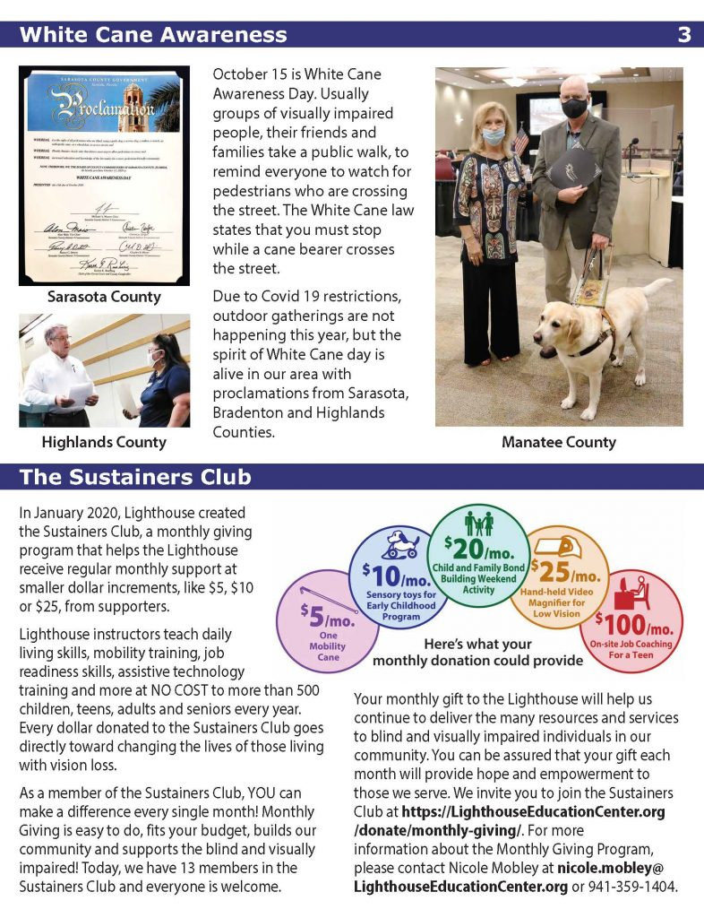 Insight October 2020 page 3