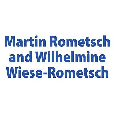 Martin Rometsch and Wilhelmine Weise-Rometsch