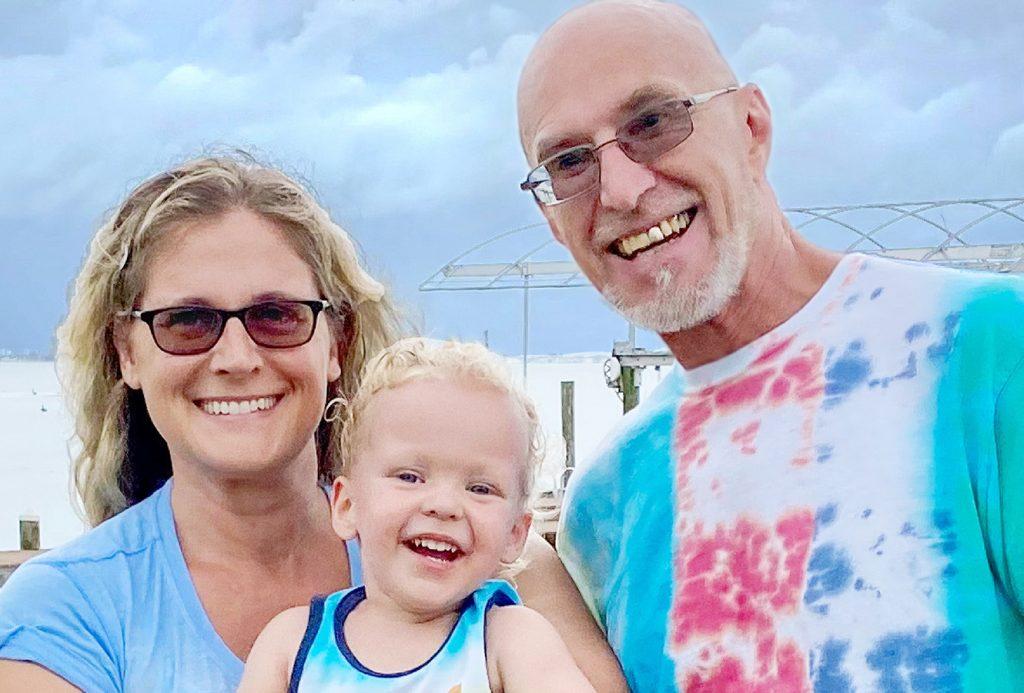 Heather, Hayden and Greg