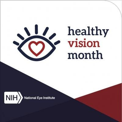 Healthy Vision Month image